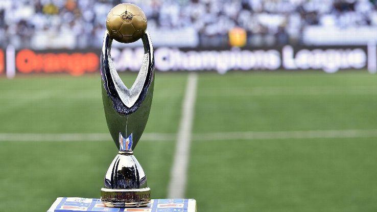 Coupe De La Caf Africaine  Groupes