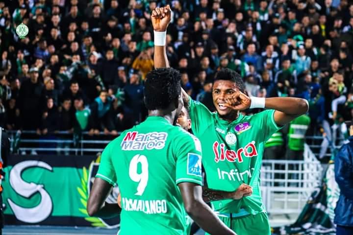 CAF LDC : Les compliments de Sellami à Ben Malango et Fabrice ...