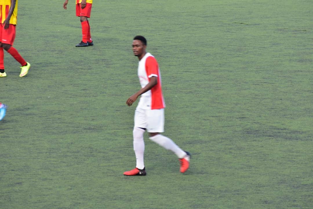 Erick Kabwe