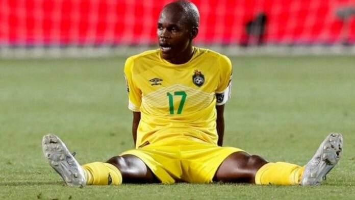 CAN 2021: la CAF disqualifie le Zimbabwe à cause d'un joueur